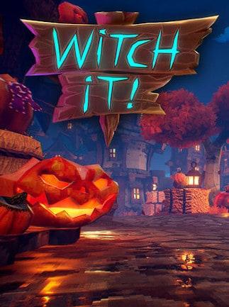 Witch It (PC) - Steam Key - GLOBAL - 1