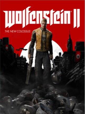 Wolfenstein II: The New Colossus Steam Key GLOBAL - 1
