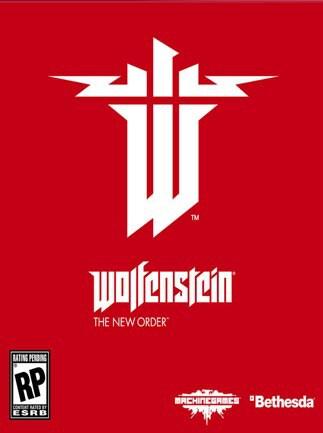 Wolfenstein: The New Order Steam Key GERMANY - 1