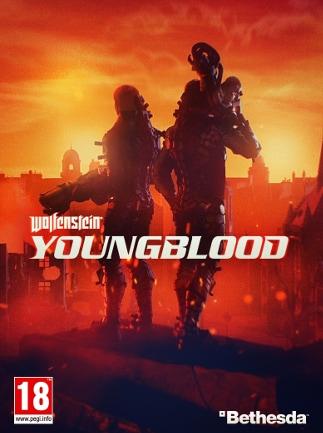 Wolfenstein: Youngblood Deluxe Edition Steam Key RU/CIS - 1