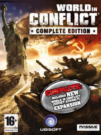 World in Conflict: Complete Edition GOG.COM Key GLOBAL - 1