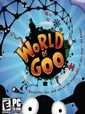 World of Goo Steam Key GLOBAL - 1