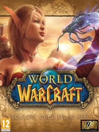 World of Warcraft Battle Chest 30 Days Battle.net NORTH AMERICA - 1