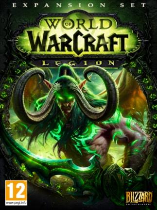 World of Warcraft: Legion Digital Deluxe Battle.net Key EUROPE - 1