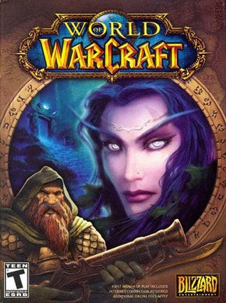 World of Warcraft Time Card 180 Days Battle.net NORTH AMERICA - 2