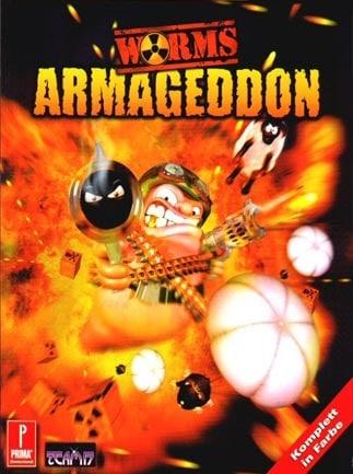 Worms Armageddon Steam Key GLOBAL - 1