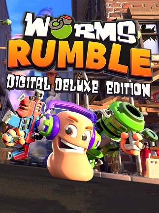 Worms Rumble   Deluxe Edition (PC) - Steam Gift - JAPAN - 1