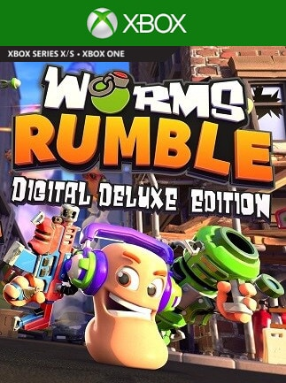 Worms Rumble | Deluxe Edition (Xbox One) - Xbox Live Key - UNITED STATES - 1