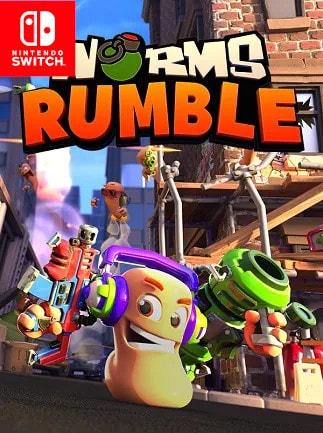 Worms Rumble (Nintendo Switch) - Nintendo Key - EUROPE - 1
