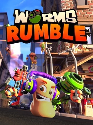 Worms Rumble (PC) - Steam Key - MIDDLE EAST AND AFRICA - 1