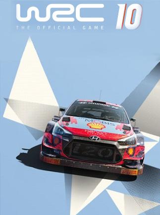 WRC 10 FIA World Rally Championship (PC) - Steam Key - GLOBAL - 1