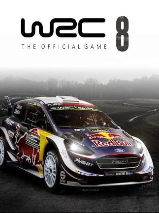 WRC 8 FIA World Rally Championship Epic Games Key GLOBAL - 1