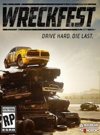 Wreckfest Steam Key GLOBAL - 1