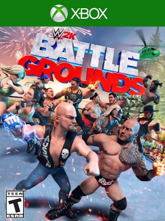 WWE 2K Battlegrounds (Xbox One) - Xbox Live Key - EUROPE - 1