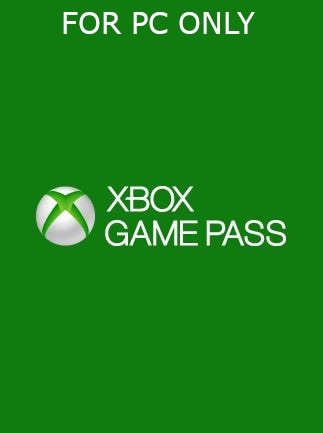 Xbox Game Pass for PC 1 Month Xbox Live GLOBAL - 1