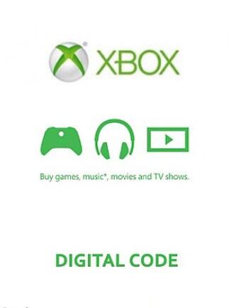 XBOX Live Gift Card 20 BRL - Xbox Live Key - BRAZIL - 1