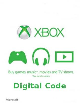 XBOX Live Gift Card 50 USD - Xbox Live Key - UNITED STATES - 1