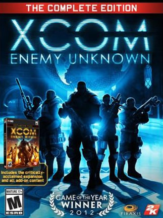 XCOM: Enemy Unknown Complete Pack Steam Key GLOBAL - 1