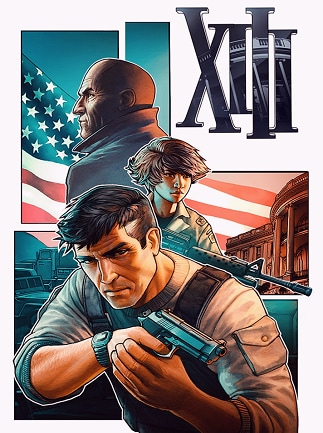 XIII (PC) - Steam Key - GLOBAL - 1