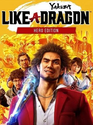 Yakuza: Like a Dragon | Hero Edition (PC) - Steam Key - GLOBAL - 1