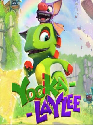 Yooka-Laylee Steam Key GLOBAL - 1