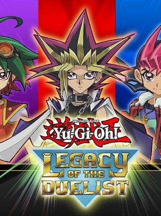 Yu-Gi-Oh! Legacy of the Duelist Steam Key GLOBAL - 1