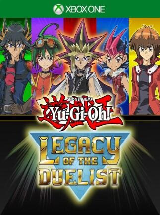 Yu-Gi-Oh! Legacy of the Duelist Xbox Live Key EUROPE - 1