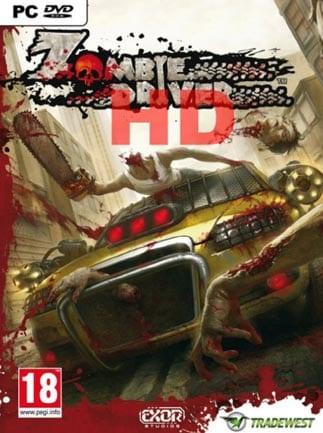Zombie Driver HD Steam Key GLOBAL - 2