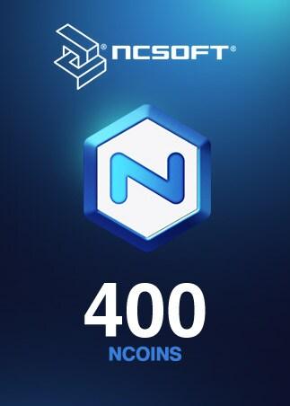 400 NCoins NCSoft Code NORTH AMERICA - 1