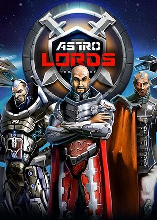 Astro Lords: Oort Cloud - MOBA: Two Stations 25 Key GLOBAL - 1
