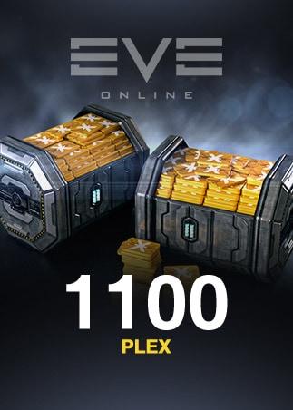 EVE Online 1100 PLEX Code GLOBAL - 1