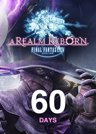 Final Fantasy XIV: A Realm Reborn Time Card 60 Days Final Fantasy EUROPE - 1