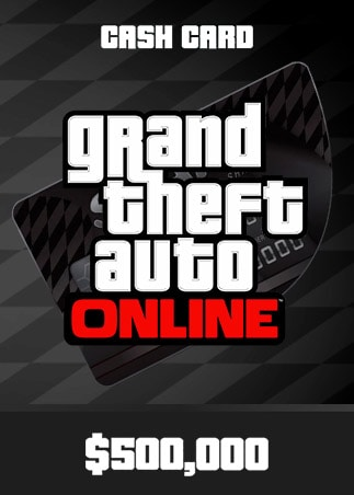 Grand Theft Auto Online: Bull Shark Cash Card 500 000 PS4 PSN Key GERMANY - 1