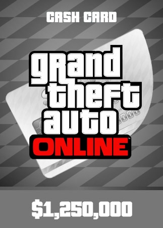 Grand Theft Auto Online: Great White Shark Cash Card 1 250 000 PS4 PSN Key GERMANY - 3