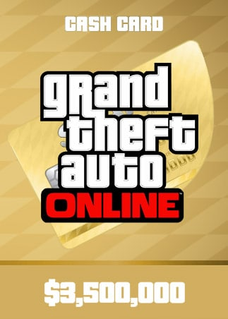 Grand Theft Auto Online: The Whale Shark Cash Card 3 500 000 PS3 PSN Key GERMANY - 1