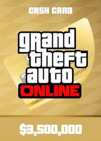 Grand Theft Auto Online: The Whale Shark Cash Card 3 500 000 PS4 PSN Key UNITED KINGDOM - 1