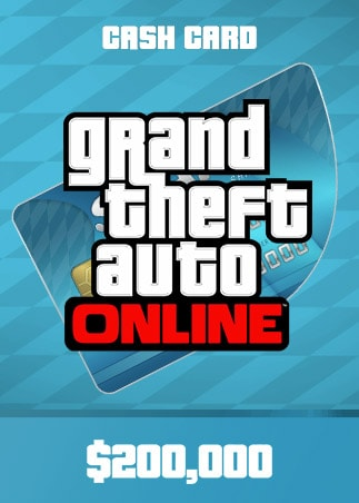 Grand Theft Auto Online: Tiger Shark Cash Card 200 000 PC Rockstar Key GLOBAL - 1