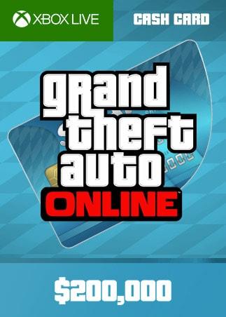 Grand Theft Auto Online: Tiger Shark Cash Card 200 000 Xbox Live Key GLOBAL - 1
