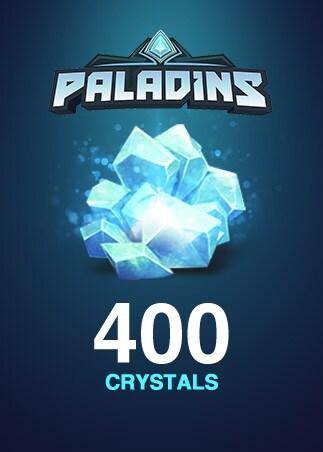 Paladins Crystals Key GLOBAL 400 Crystals - 1