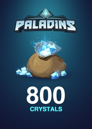Paladins Crystals Key GLOBAL 800 Crystals - 1