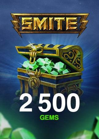 SMITE GEMS 2 500 Coins (PC) - SMITE Key - GLOBAL - 1