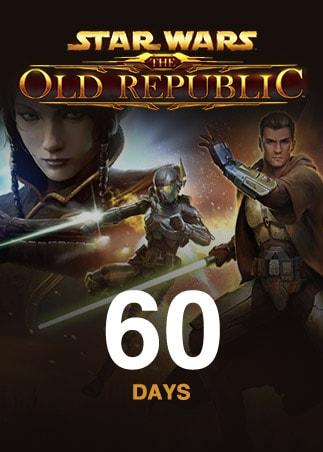 Star Wars The Old Republic Prepaid Time Card 60 Days GLOBAL Star Wars - 1
