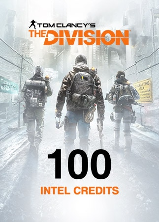 Tom Clancy's The Division - 100 Intel Credits Ubisoft Connect Key GLOBAL - 1