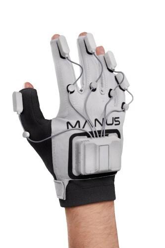 Rękawice haptyczne Manus Prime II - 1