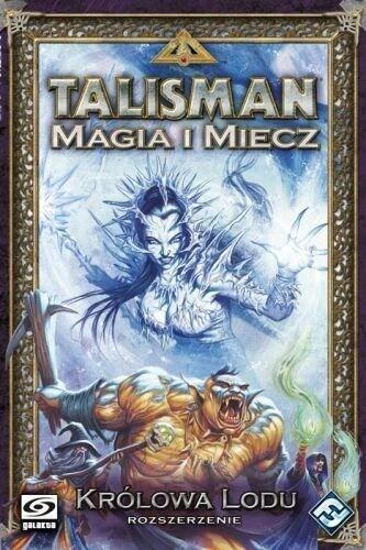 Talisman Magia i Miecz Królowa Lodu - 1
