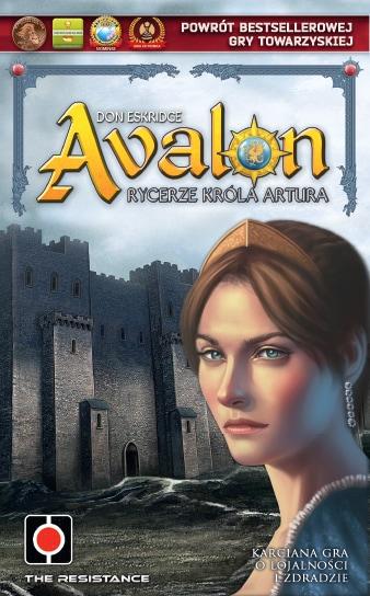 Avalon: Rycerze Króla Artura - 1