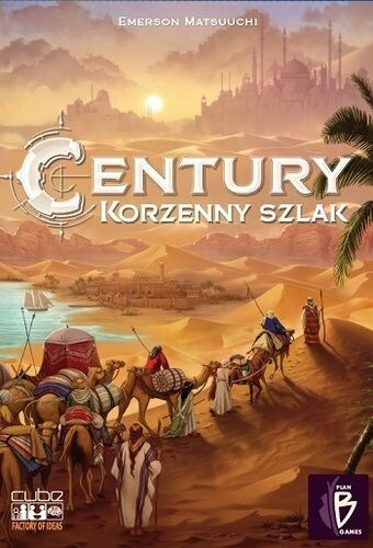 Century: Korzenny Szlak - 1