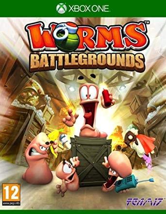 Worms Battlegrounds (Xbox One) - Xbox Live Key - EUROPE - 1