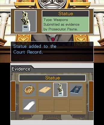 Phoenix Wright: Ace Attorney Trilogy 3 Steam Gift GLOBAL - 1