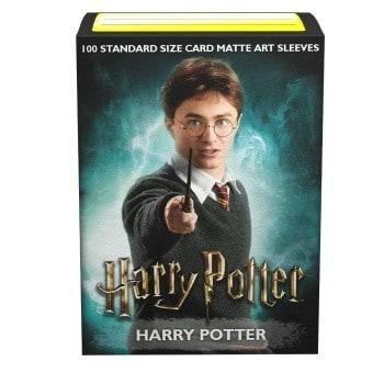 Dragon Shield - Matte Art Sleeves - Harry Potter (100) - 1